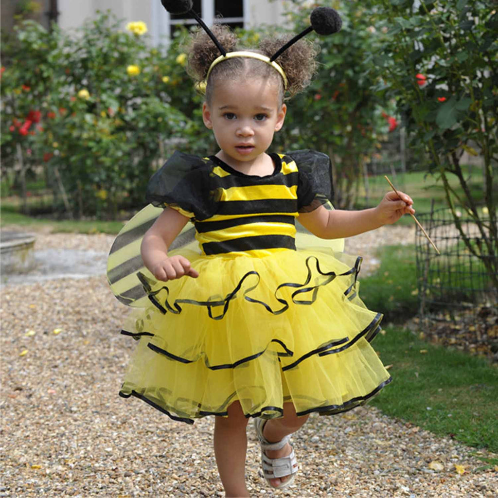 Children's Bumblebee Costume , Girls Fancy Dress - Travis Designs, Ayshea Elliott - 1