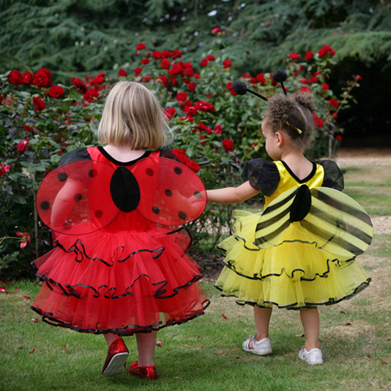 Children's Bumblebee Costume , Girls Fancy Dress - Travis Designs, Ayshea Elliott  - 4