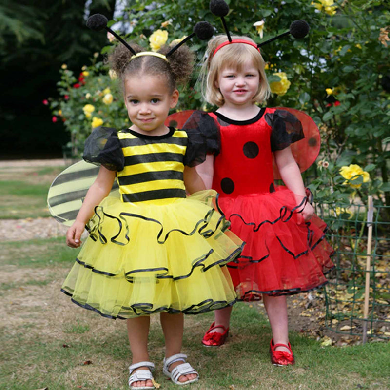 Children's Bumblebee Costume , Girls Fancy Dress - Travis Designs, Ayshea Elliott  - 3