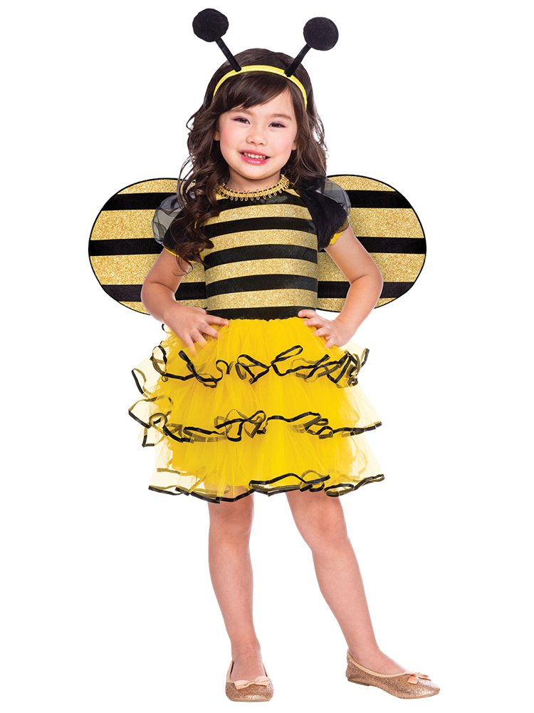 Bumblebee- Toddler and Child Costume