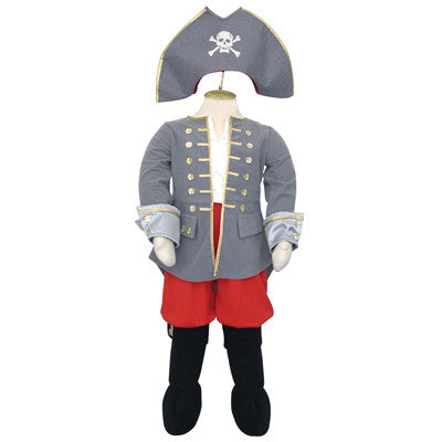 Children's Captain Pirate Dress Up , Children's Costume - Travis Designs, Ayshea Elliott  - 7