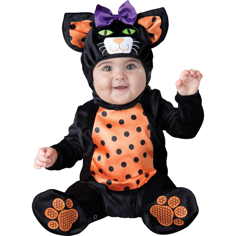 Wee Whiskers Cat Baby Fancy Dress Costume
