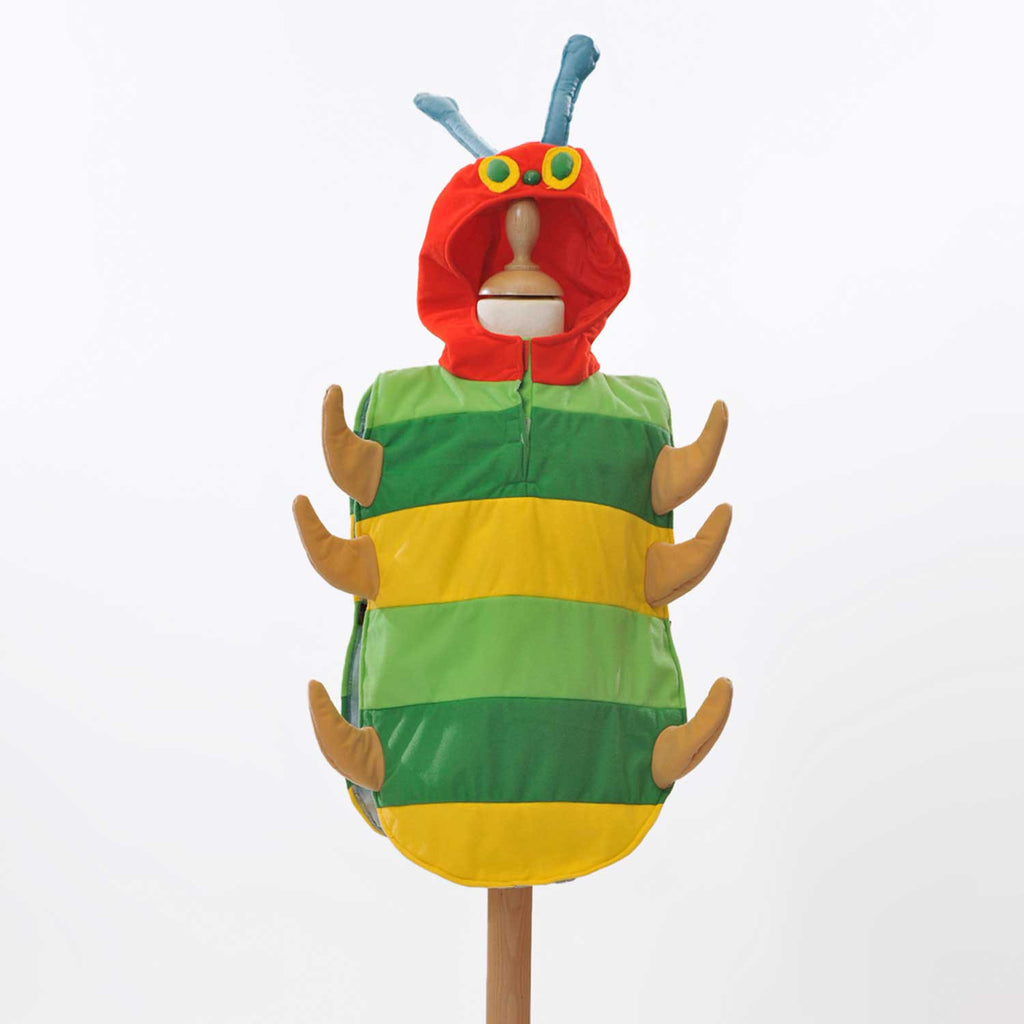 Children's Caterpillar Costume , Children's Costume - Pretend to Bee, Ayshea Elliott - 1