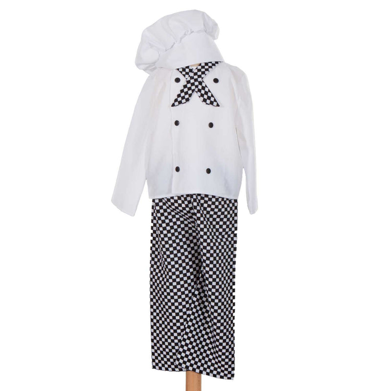 Chef  Costume- Children's Fancy Dress- Time to Dress Up