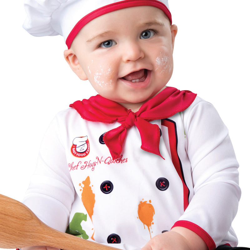 Baby Chef Costume-Baby Costume-Time to Dress Up 3