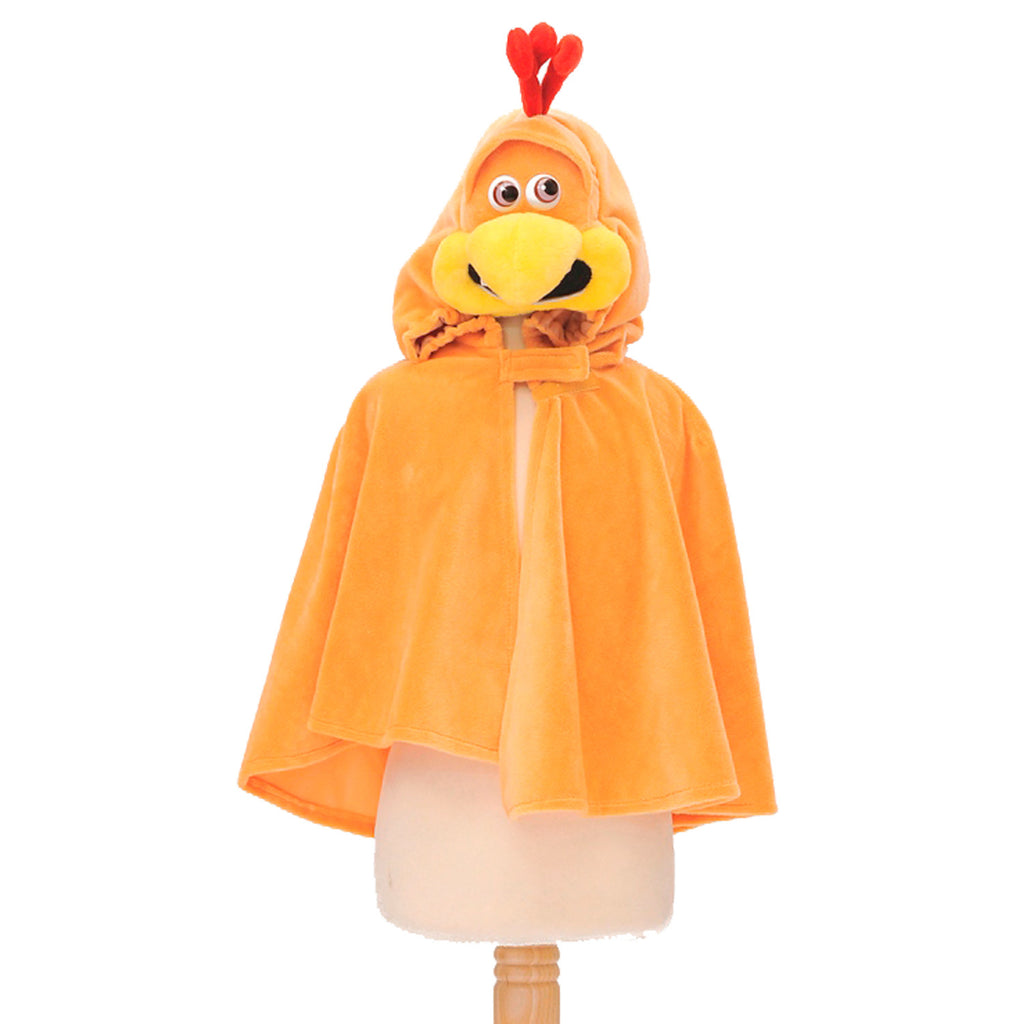 Children's Chicken Fancy Dress Cape , Children's Costume - Pretend to Bee, Ayshea Elliott  - 1