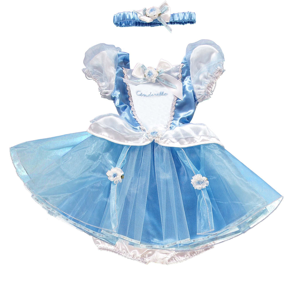 Cinderella Baby Princess Dress , Baby Costume - Disney Baby, Ayshea Elliott  - 2