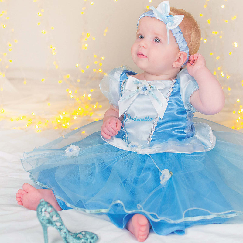 Cinderella Baby Princess Dress , Baby Costume - Disney Baby, Ayshea Elliott  - 1