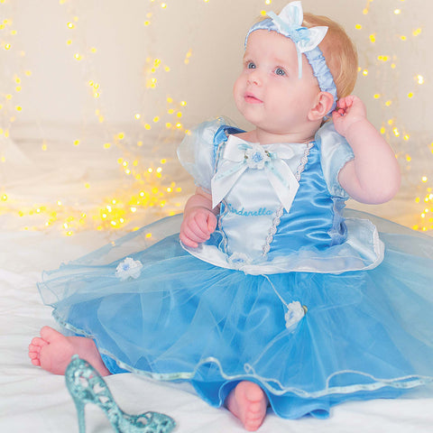 Cinderella Baby Princess Dress