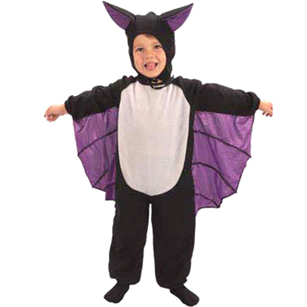 Bat Suit with Wings Dress up Costume