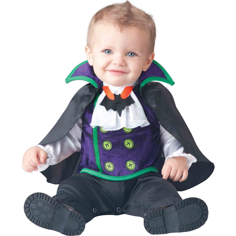 Vampire Baby Fancy Dress Costume , Baby Costume - In Character, Ayshea Elliott