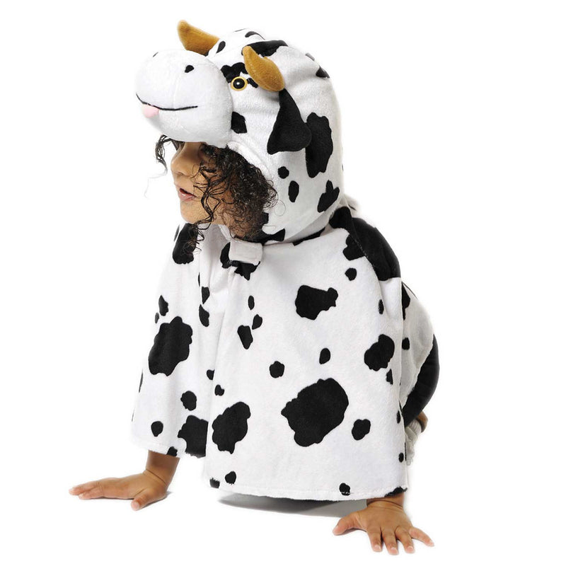 Children's Cow Dress Up Cape , Cow Costume -Children's Costume- Pretend to Bee, Ayshea Elliott