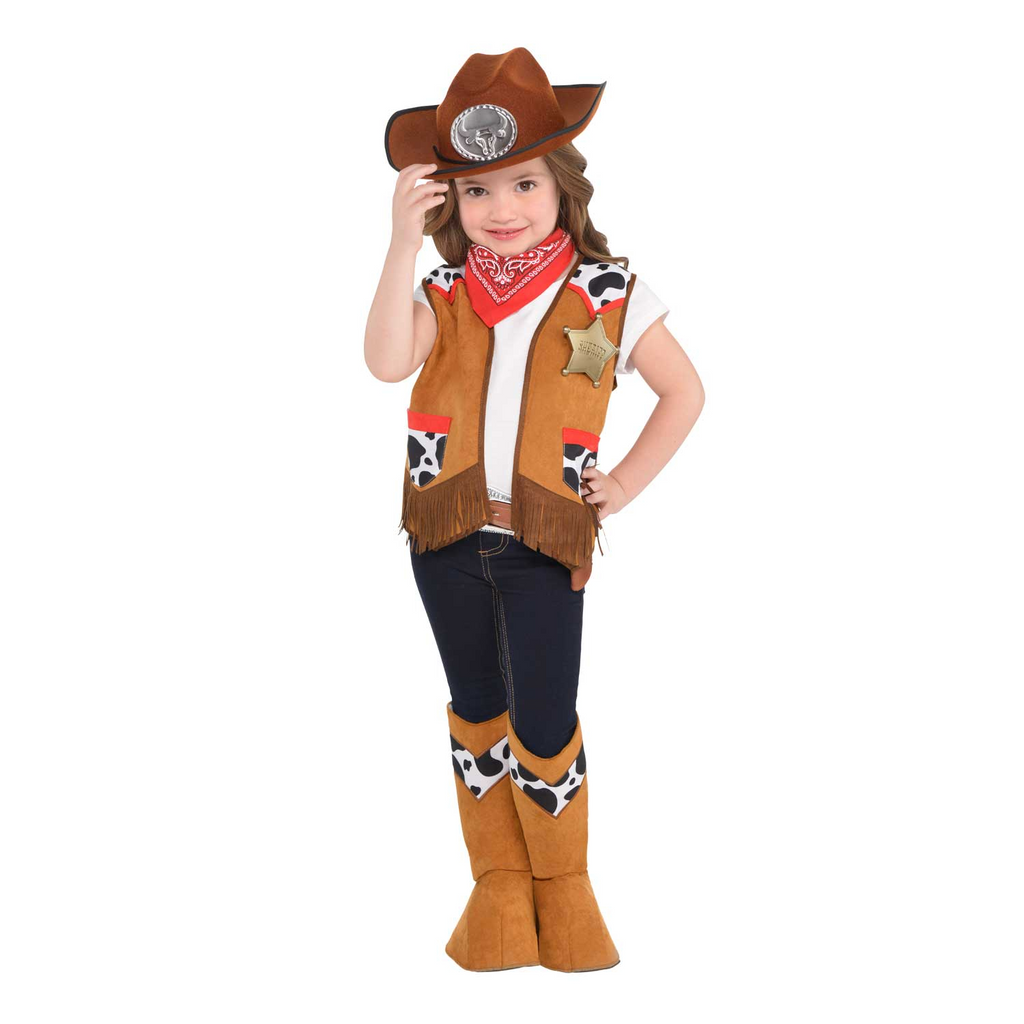 Children's Cowboy Sheriff Dress Up Kit