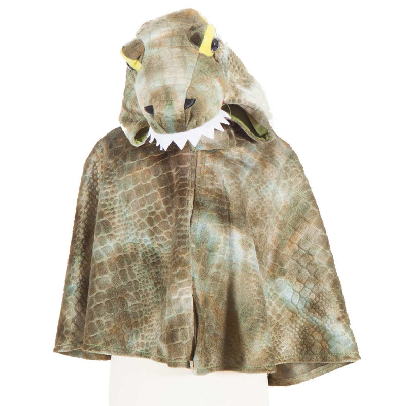Children's Crocodile Fancy Dress Cape , Children's Costume - Pretend to Bee, Ayshea Elliott