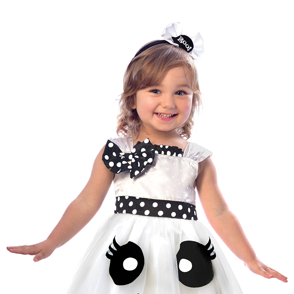 Little Cutie Ghost Costume