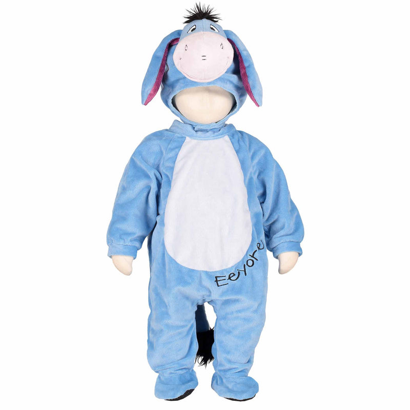 Eeyore Baby Fancy Dress Costume - Official Disney , Baby Costume - Time to Dress Up, Ayshea Elliott  - 3