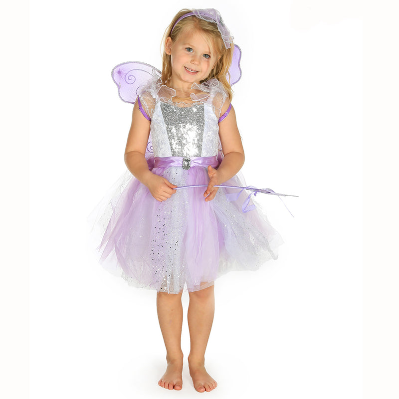 Diamond Fairy Dress Up Costume