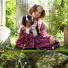 Children's Damson Princess Dress Up , Children's Costume - Travis Designs, Ayshea Elliott  - 4