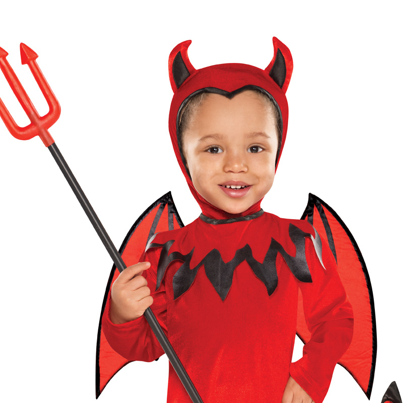 Cheeky Little Devil -Toddler Costume-Time to Dress Up