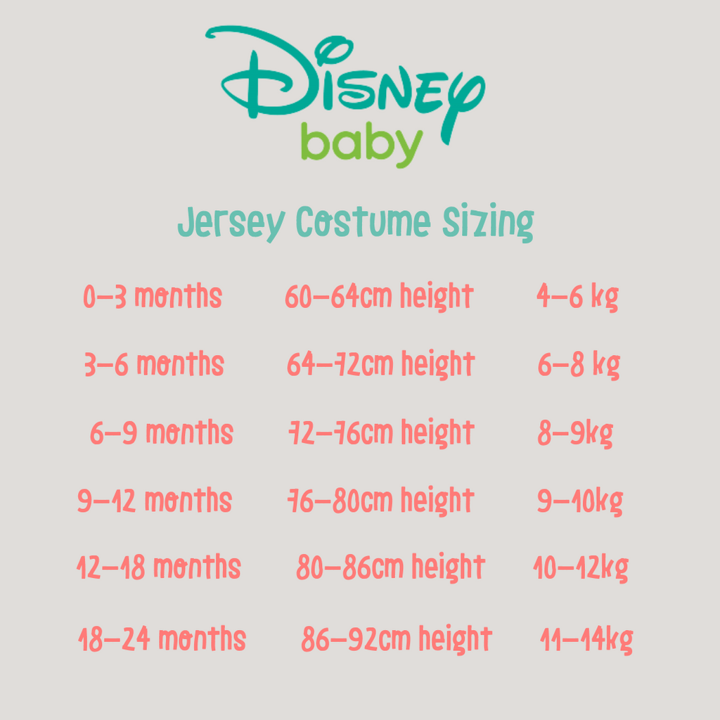 Tigger Baby Bodysuit with Hat - Official Disney
