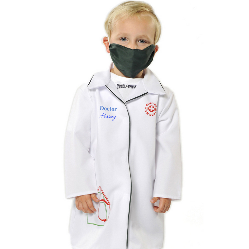 Doctor Costume - personalised