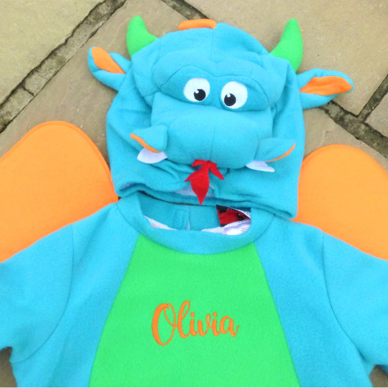 Baby Dragon Costume- Personalised