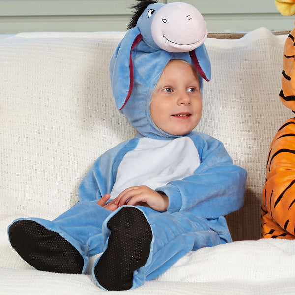 Eeyore Baby Fancy Dress Costume - Official Disney , Baby Costume - Time to Dress Up, Ayshea Elliott  - 2