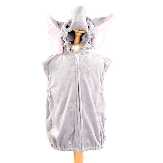 Children's Elephant Zip Top- Elephant Costume - Children's Fancy Dress- Pretend to Bee 2