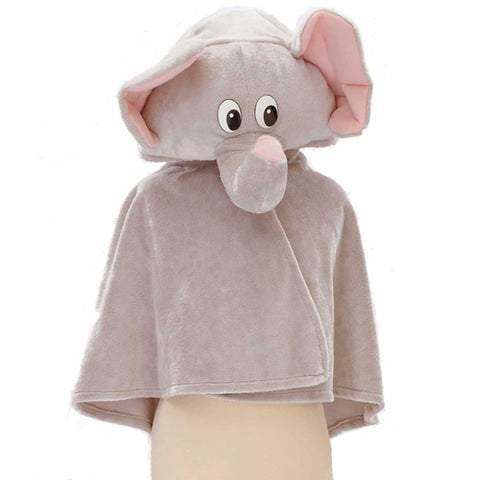 Children's Elephant Fancy Dress Cape