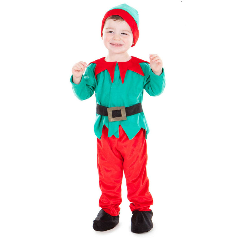 Children's Little Elf Dress Up Costume , Kids Elf Costume. Children's Costume - Pretend to Bee, Ayshea Elliott - 2