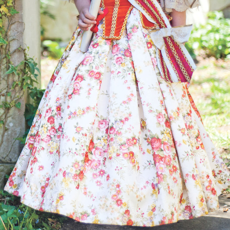 Children's Floral Princess  Costume , Children's Costume - Travis Designs, Ayshea Elliott - 6