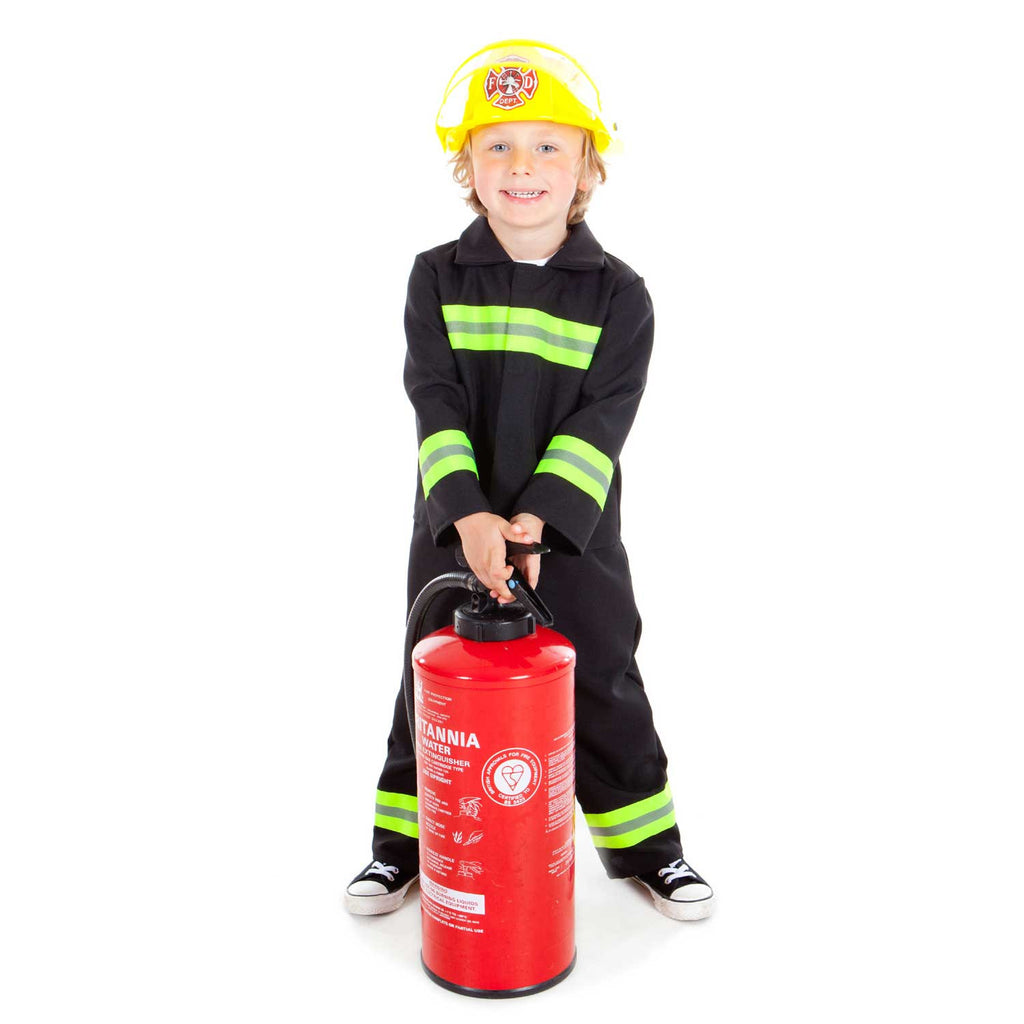 Fire Fighter Costume - Children's Costume -Pretend to Bee