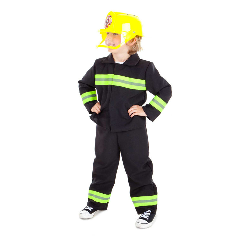 Fire Fighter Costume - Children's Costume -Pretend to Bee 1