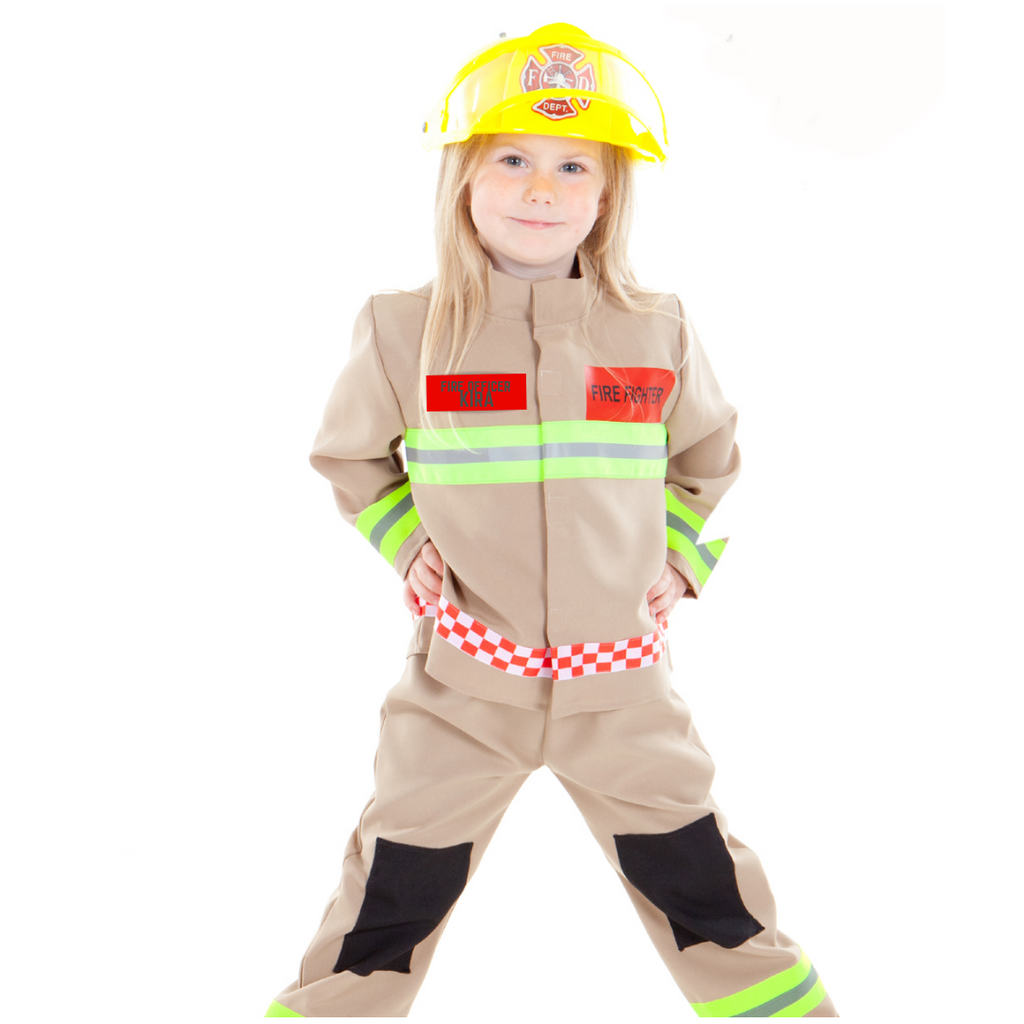 Fire & Rescue Officer/ Firefighter Costume -personalised