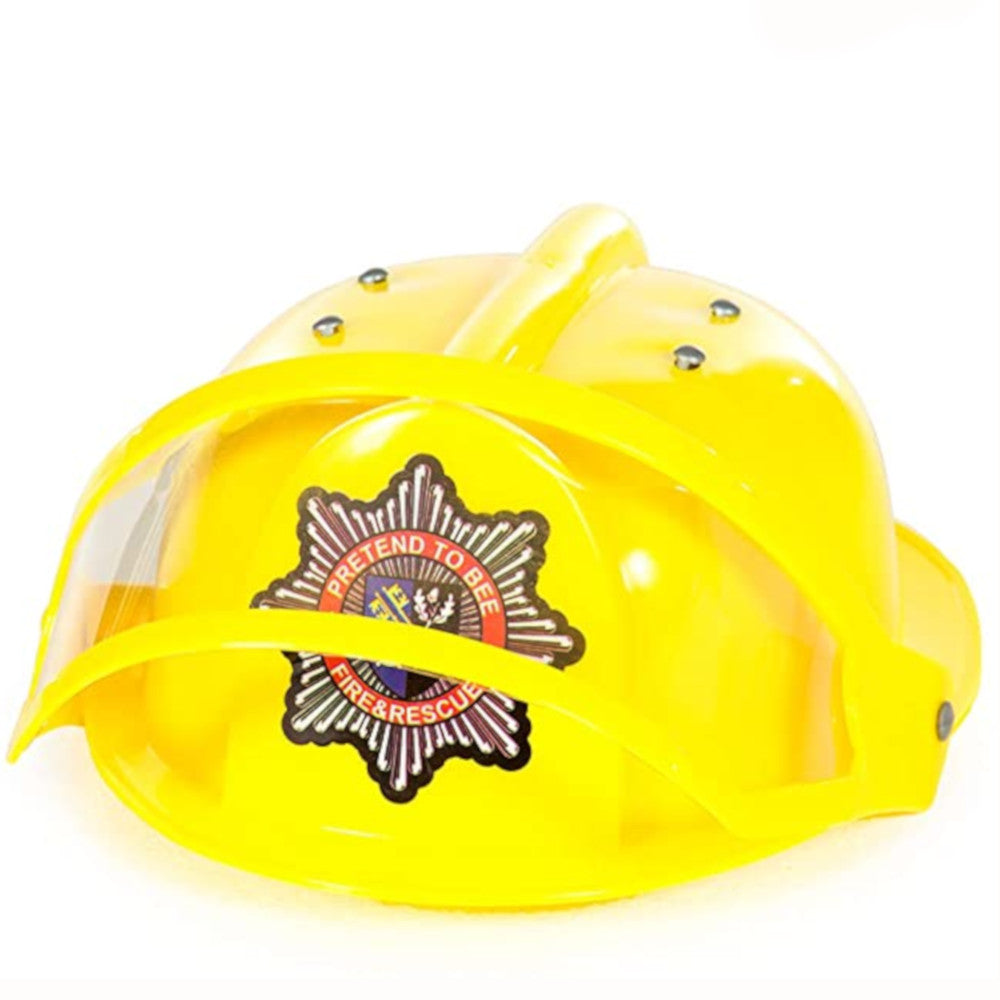 Firefighter Fire & Rescue Helmet with Visor