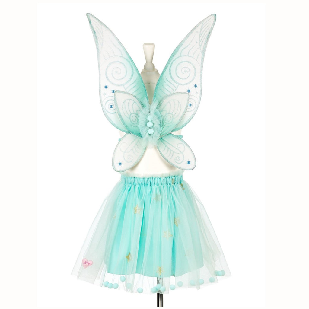 Green Sparkle Fairy Set