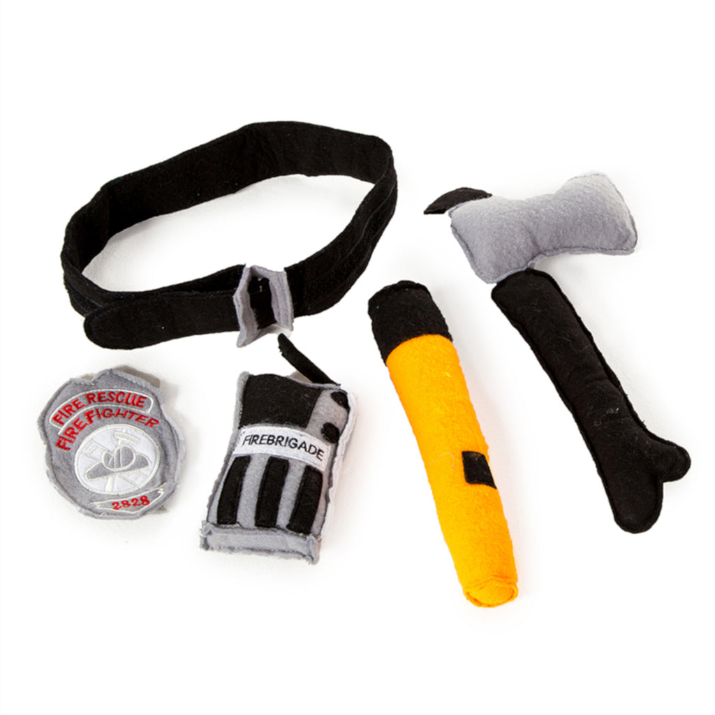 Fire & Rescue Soft Accessories Set