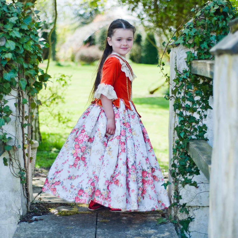 Children's Floral Princess Dress Up Costume , Children's Costume - Travis Designs, Ayshea Elliott - 2