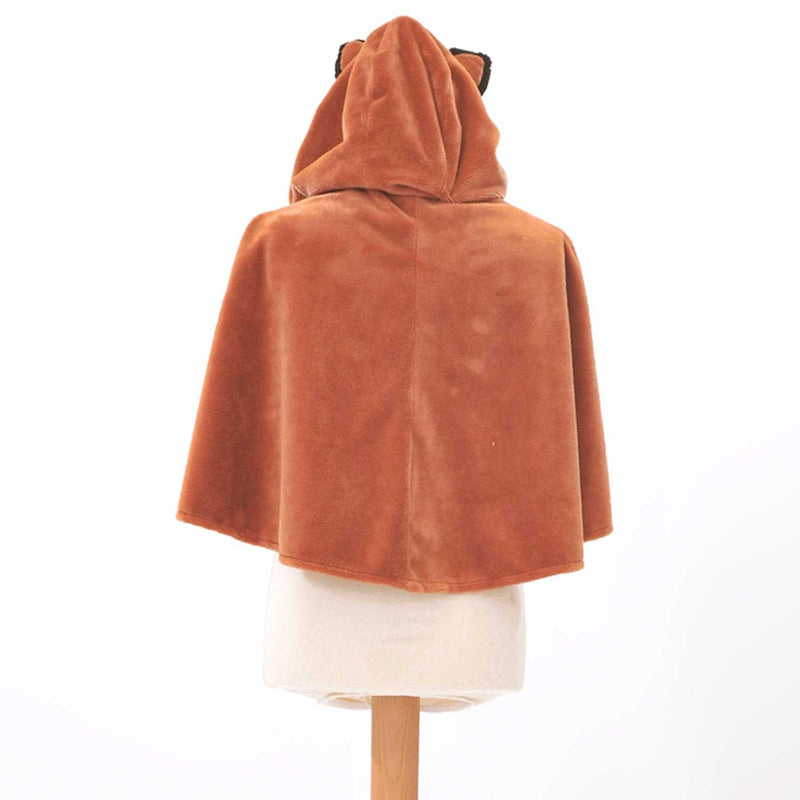 Children's Fox Fancy Dress Cape , Children's Costume - Pretend to Bee, Ayshea Elliott  - 2