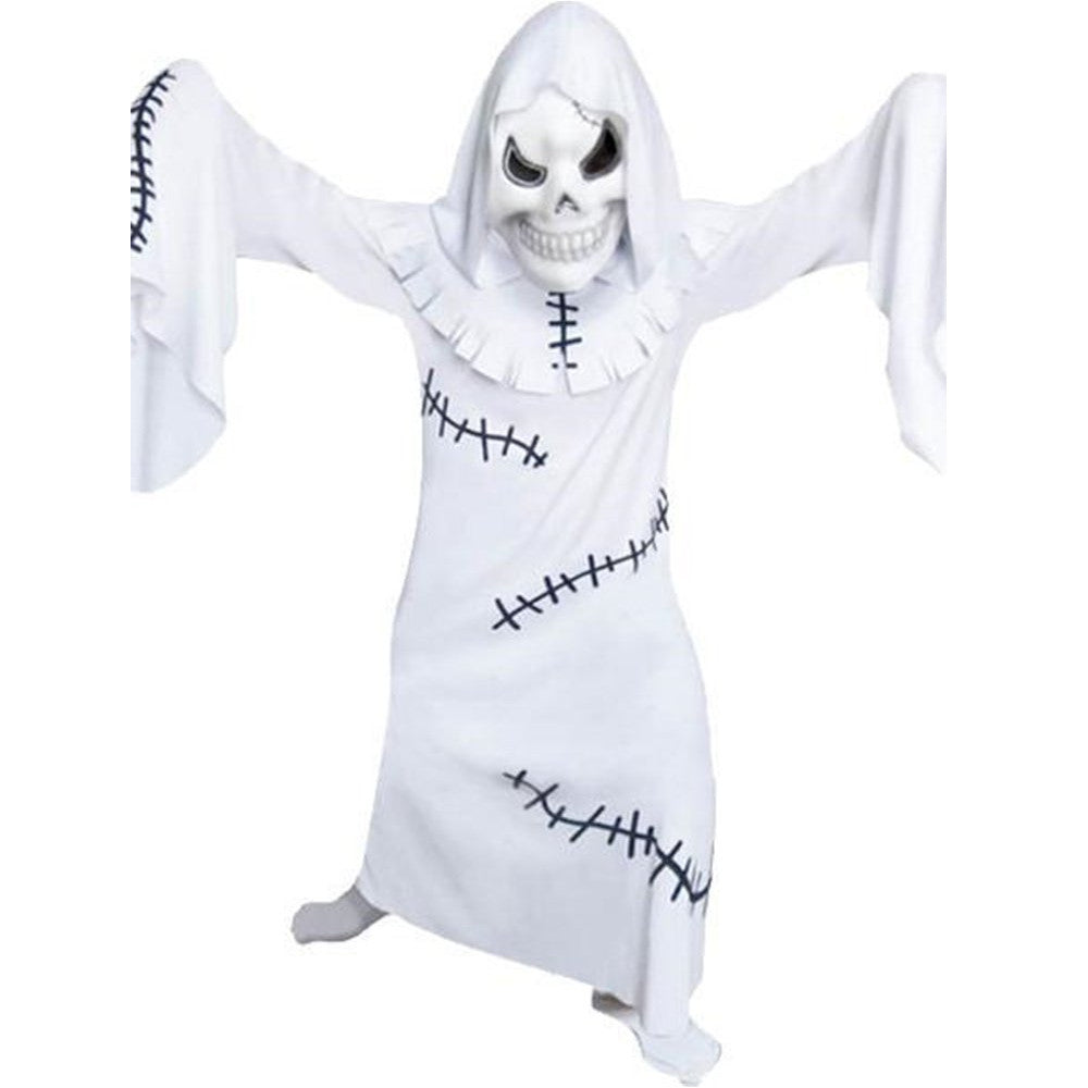 Ghost Costume - Ghostly Ghoul -Halloween Costume -Time to Dress up 1