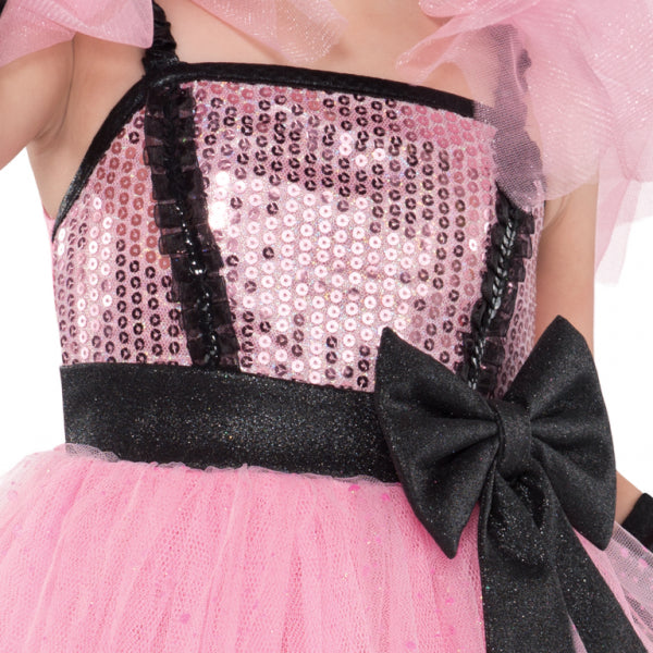 Glamourous Pink Princess Dress -Children's Costume-2