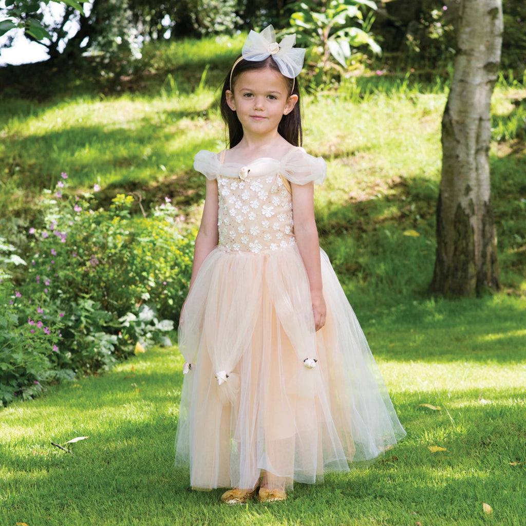 Golden Princess Dress Up Costume , Children's Costume - Travis Designs, Ayshea Elliott