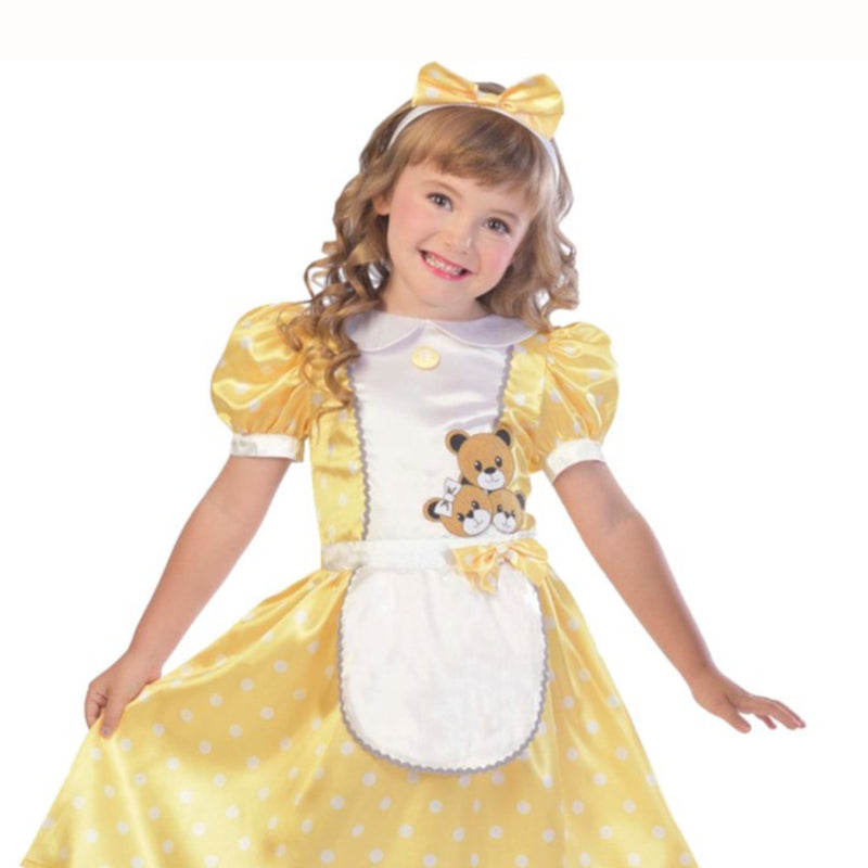 Goldilocks dress up