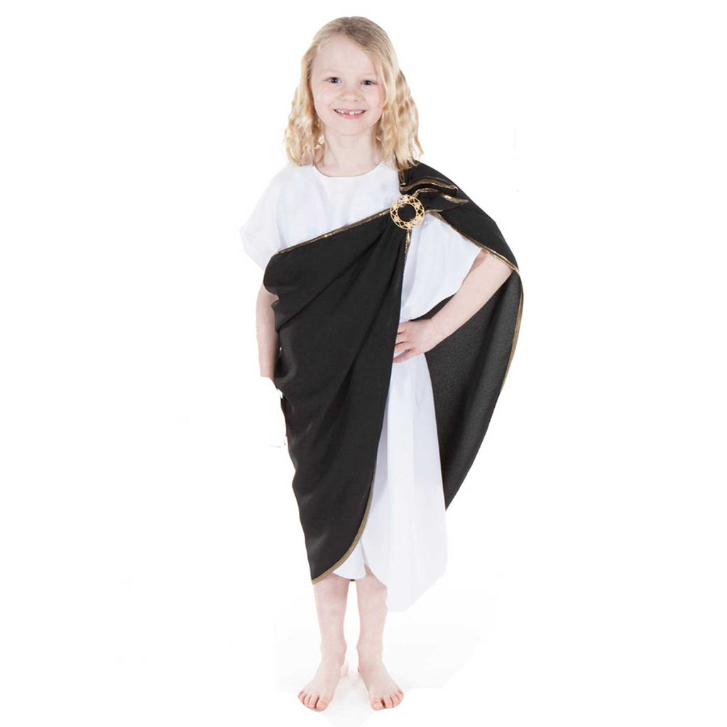 Children's Ancient Greek Woman Costume , Children's Costume - Pretend to Bee, Ayshea Elliott - 2
