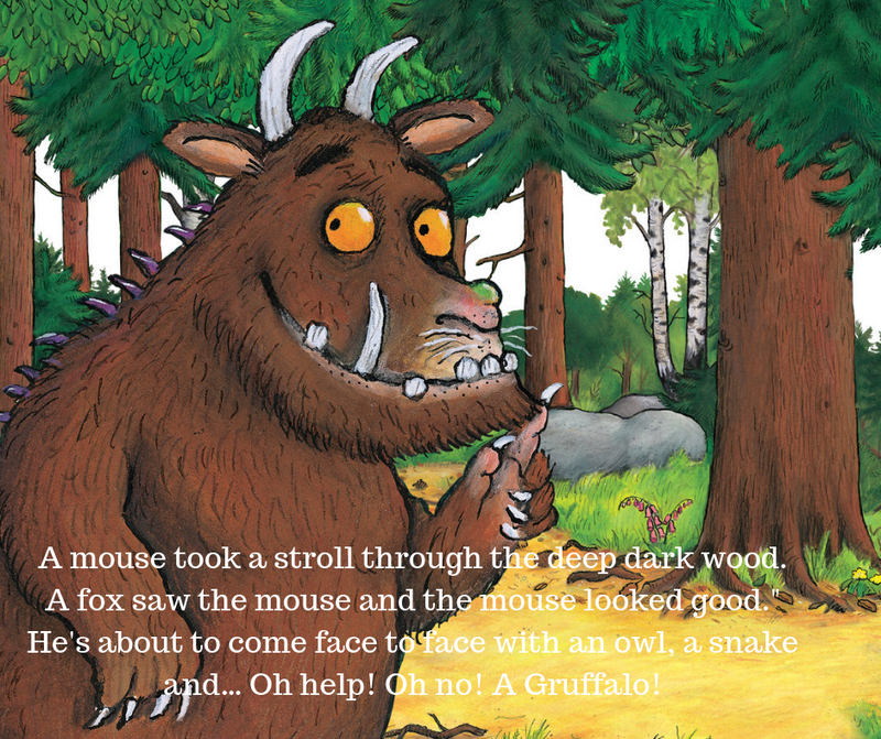 Gruffalo Dress Up Costume
