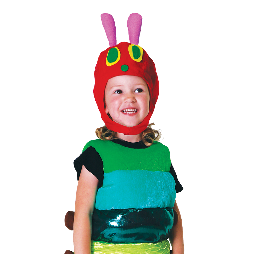 Very Hungry Caterpillar Children's Costume