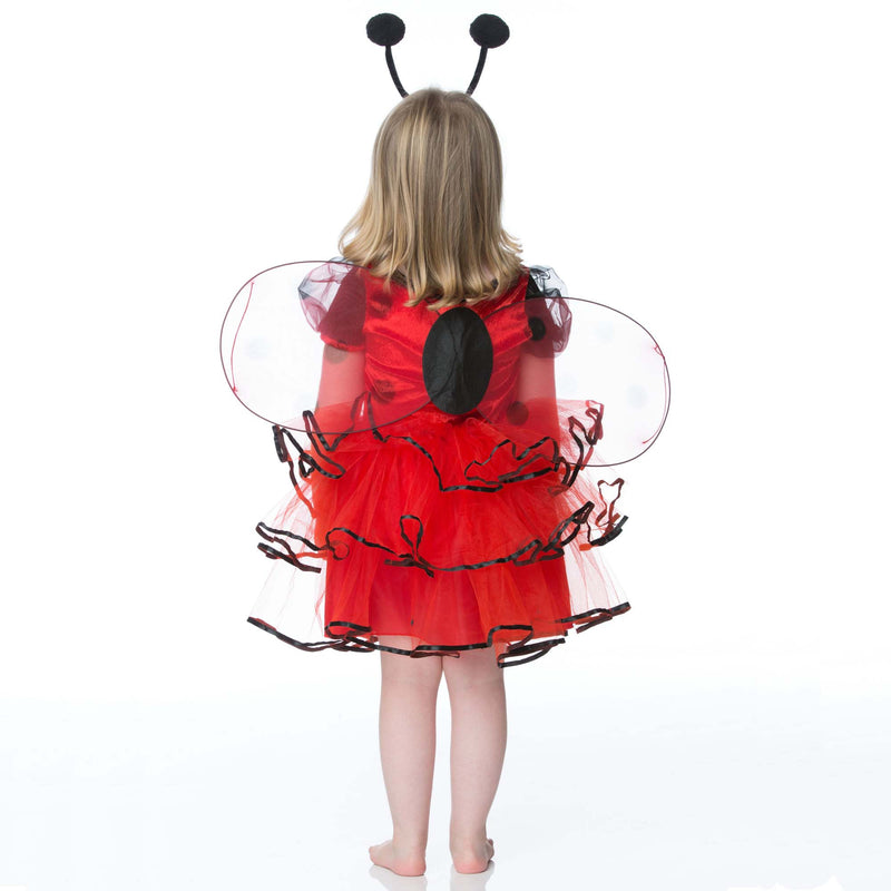 Children's Ladybird Dress Up , Children's Costume - Time to Dress Up, Ayshea Elliott  - 3