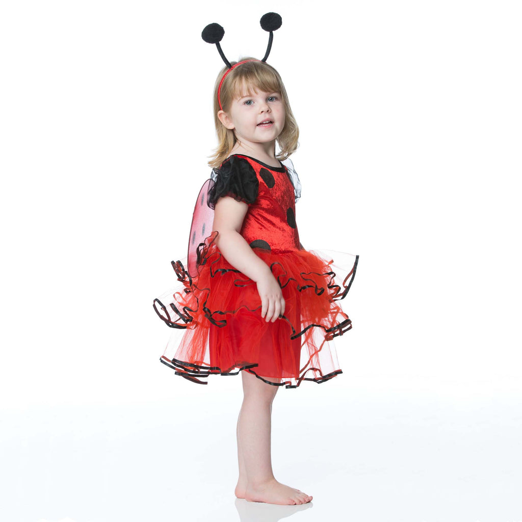 Children's Ladybird Costume , Children's Costume - Time to Dress Up, Ayshea Elliott - 1