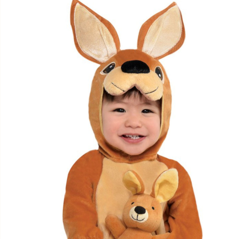 Kangaroo Baby Fancy Dress Costume