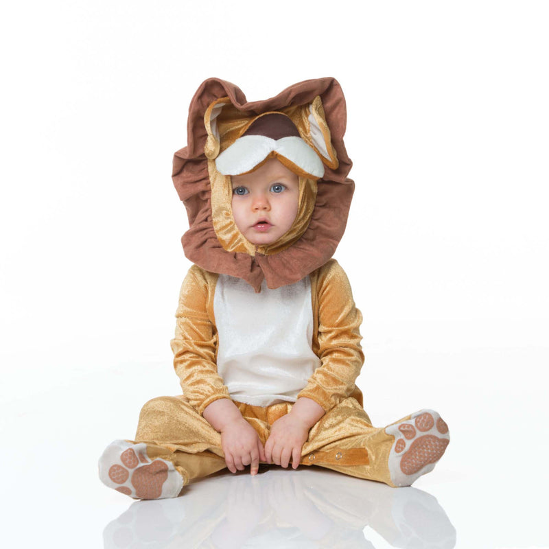 Lion Baby Fancy Dress Costume , Baby Costume - In Character, Ayshea Elliott - 4